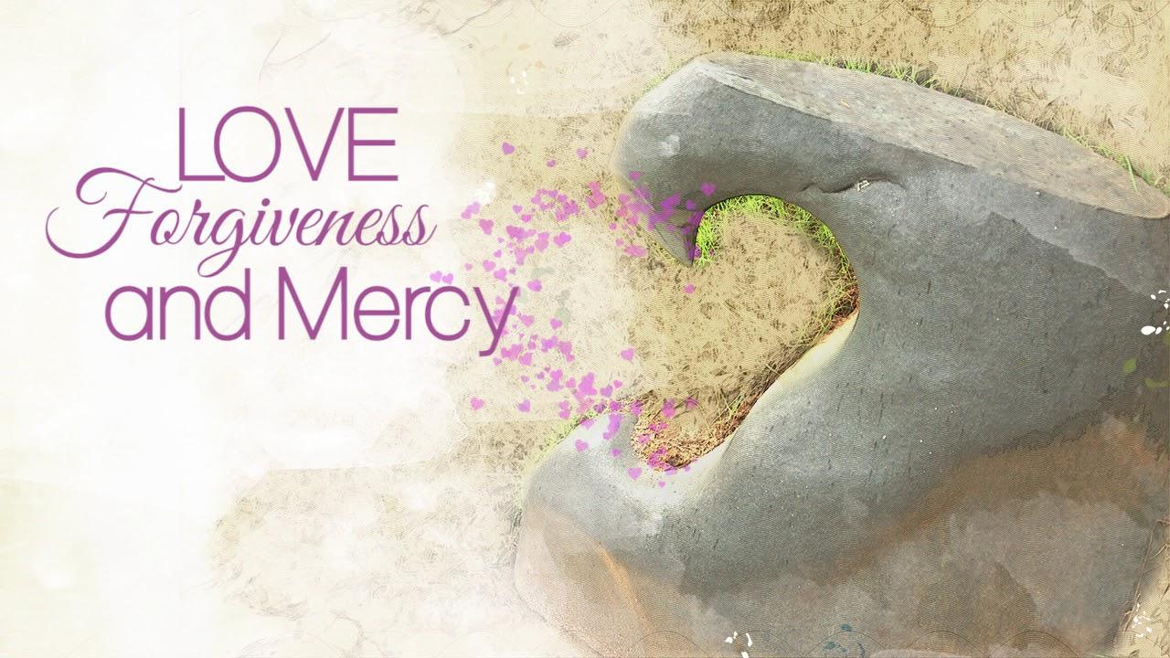 Αγάπη και συγχώρεση, ενάντια στο μίσος και την εκδίκηση